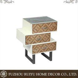 La fabbrica cinese può essere personalizzata retro Antique soggiorno mobile laterale, mobili industriali all'ingrosso