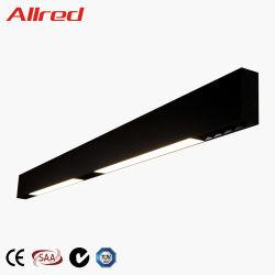 Moderno escritório simples Seamless passíveis de ligação pendente de intensidade de exercício de iluminação LED penduradas Luz Linear Lâmpada Pendente