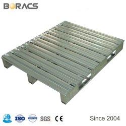 OEM-промышленных склад для хранения вилочного погрузчика для тяжелого режима работы оцинкованного металла стальные поддоны для холодного хранения