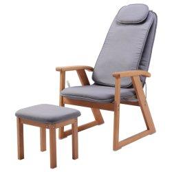 탈착식 의자 쿠션 커버 가정용으로 조절 가능한 발판, 바디 릴랙세이션 마사지 의자
