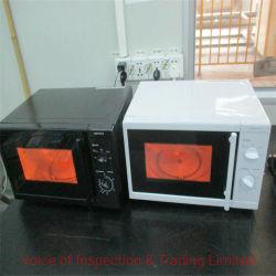 Le service de contrôle de qualité pour four micro-ondes /Factory pour micro-ondes de la vérification La vérification
