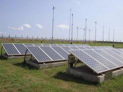 1kw 2kw 3kw 태양 PV 설치 시스템 또는 태양 전지판 설치 구조
