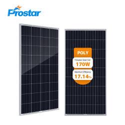 170W polykristalliner Solarhersteller der baugruppen-170wp für Polyein Zelle des grad-5bb Poly-PV-Solarzellen