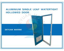 Feuille unique Marine -l'aluminium porte creux