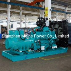 Générateur Diesel Cumins 900kVA Puissance industrielle Application MC900D5 Cumins generateur