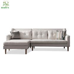 Современный отель итальянский дизайн домашней мебели угловой диван в разрезе