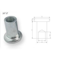 Alle Art nicht StandardmetallSemi-Tubular Niet 10*17