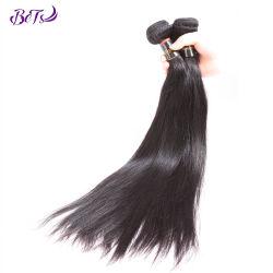 고품질 유행 최상 숙녀 브라질 똑바른 Virgin 머리 뭉치