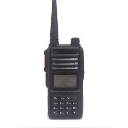 Handbediende IP68 Stofdichte Waterdichte Walkie-talkie VHF & UHF Bidirectionele Radio 5 Watts 10km Lange Waaier