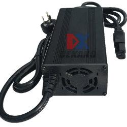 60V 12A IP65 de Waterdichte en Stofdichte Slimme Lader van de Batterij van het Lithium