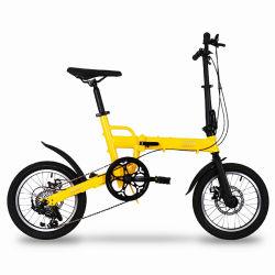 Bici pieghevole popolare poco costosa delle 2019 bicicletta piegante dell'ultima di alta qualità del nuovo modello della bici di prezzi 16 di pollice 6 di velocità dei bambini donne dell'uomo
