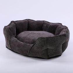 Fabrik-Fertigungverschiedenes Faux-Veloursleder-Sofa-Hundebett