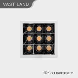Quadratischer Typ Scheinwerfer-Beleuchtung der Serien-LED vom Fabrik-Lieferanten