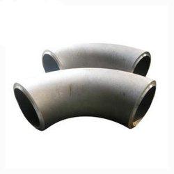 السعر 30 458 90 درجة لد 3 اتجاهات إلبو 2 تركيبة أنبوب المرفق من الفولاذ المقاوم للصدأ 304 316L 4 بوصة