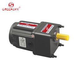 6W 25W 40W 90W 370W Leistungs-einphasig-3pH übersetzter Elektromotoren Wechselstrom-Induktions-Gang-Motor