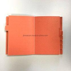 دفتر عناوين الإيجار الصغير جدول أعمال التغطية اليدوية للتمرين باستخدام CMYK تمت الطباعة