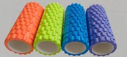 Rolo de espuma EVA Yoga de tecido profundo de densidade para massagem muscular