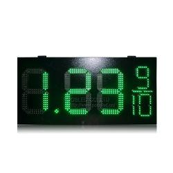 شاشة سعر الغاز الخارجي 7 أجزاء عرض السعر