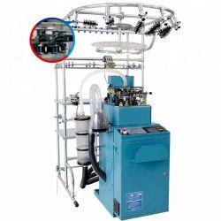 卸し売り自動コンピュータ化された Hosery のソックスは円形の編む機械装置を作る 販売用株式の製造に必要な繊維機械価格