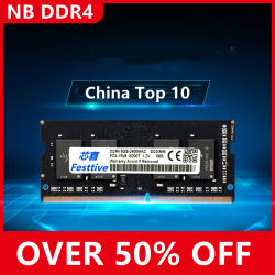 DDR 4 도매 컴퓨터 부품 노트북 Memoria 노트북 4GB 8GB DDR4 RAM 메모리
