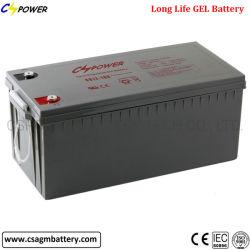 Auto Met lange levensuur van het Golf van de Macht van de Accu de ZonneUPS van de Energie van de Batterij van het Gel VRLA