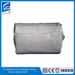 De fibra cerámica sintético artificiales Needled sentía
