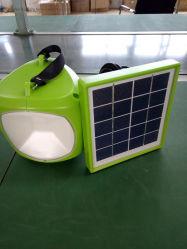 전화 충전기를 가진 공장 공급 휴대용 태양 야영 손전등