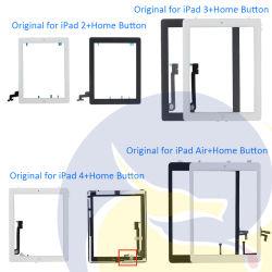 Сенсорный экран оригинала замена воздуха для iPad 22 iPad 6 A1567 A1566 сенсорный экран стеклянной панели дигитайзера черно-белый