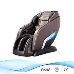 Mejor 4D eléctrica de cuerpo entero de Gravedad Cero el Shiatsu sillón reclinable sillón de masaje más Porpular