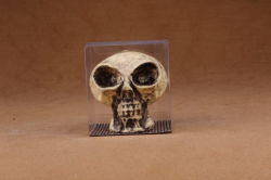 Хэллоуин формы черепа парафин воск свечи в стиле Арт Деко