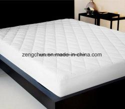 100% rilievo di materasso impermeabile imbottito cotone
