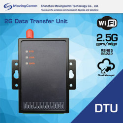 Comin industriale D2100 RS232 gestito nube RS485, GSM/GPRS 2g DTU