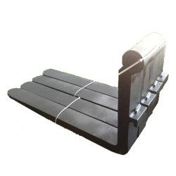 Equipamentos de manuseio de material de grande secção forjados utilizado os garfos da empilhadeira