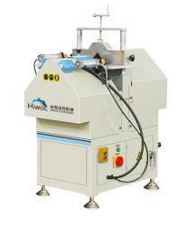 Machine van uitstekende kwaliteit V van de Deur van het Venster van pvc UPVC/de Scherpe Scherpe Machine van het Type van V-vormige inkeping van de Zaag Cirkel