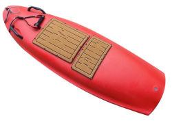 Prancha de surf Surf Beach Ocean Body Board com aletas amovível, grande iniciante Board para adultos, prancha longboard