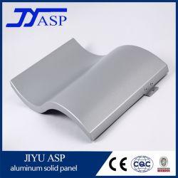 2mm 3mm 4mm Revestimiento de PVDF flexible Panel de chapa de aluminio Aluminio puro ACP