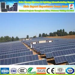 تشغيل نظام الطاقة الشمسية Grid Solar Power System بقدرة كيلو واط وسعة 2 كيلو واط وبطارية ليثيوم أيون بسرعة 10 كيلو واط للاستخدام المنزلي