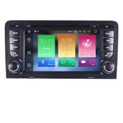 7-дюймовый сенсорный экран Android DVD-плеер для автомобилей Audi A3-S3 Android 8.0 4 ГБ оперативной памяти 32 ГБ диск 8 Core 3G WiFi GPS