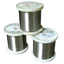 0.018--0.1mm超うまく金属回転の企業のための304 316 430ステンレス鋼ワイヤー