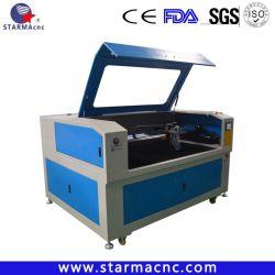Double Tableau 1390 Machine de découpe laser Gravure Acrylique / machine au laser