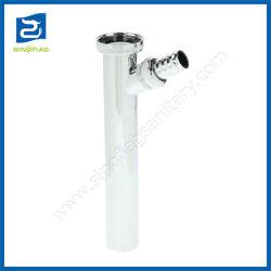 Латунные Chrome-Plated регулируемый трубу с помощью шлангов совместных 200 мм