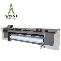 Ricoh G5 Flexo Impression Numérique 3200 mètres de la machine de matériaux de Rouleau imprimante Pour publicité intérieure et extérieure