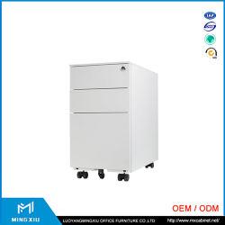 Le forniture di ufficio del metallo di Luoyang fabbricano il Governo mobile d'acciaio del basamento per memoria di archivario