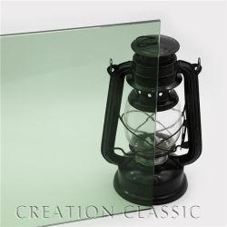 Livro Verde francês /verde claro / Verde com preço de fábrica de vidro float