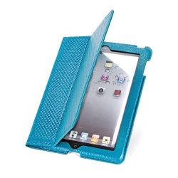 Hot la vente de bonne qualité en cuir véritable cuir de cas tablette iPad 9,7 cas pour Amazon