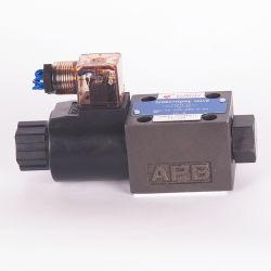 DSG01 серии гидравлических Yuken пластинчатого типа одного направления электромагнитным клапаном управления