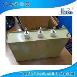 Capacitor grande del poder del tamaño / condensador del factor de energía con el certificado de Ce