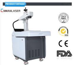 Ausschnitt-Maschine CO23d bewegliche Mini-CNC-Metallfaser-Laser-Markierungs-/Engraving/Cutter/Engraver-/Laser für Firmenzeichen-Drucken auf Plastiklaser-Markierungs-Maschine
