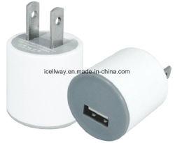 Nouveau design 1000mAh chargeur de voyage USB portable avec sortie simple