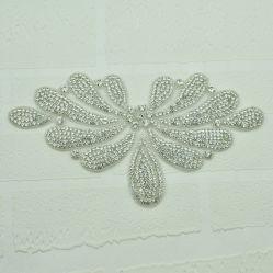 Acessórios de Casamento Enfeite Rhinestone frisado de decoração de cabelo